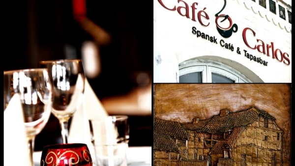 Madanmeldelse af Restaurant Carlos fra vafo.dk