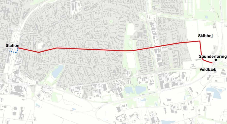 Milliongave Esbjerg Kommune Far 10 7 Mio Kr Til Cykelsti Jv Dk