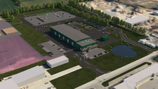 Egil Rasmussen AS skal bygge nyt genbrugscenter...