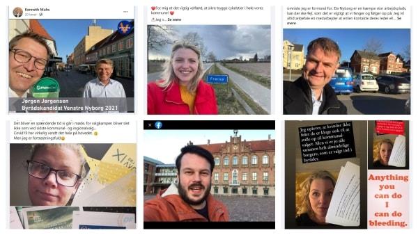 Bombe i valgkampen: Byrådspolitikere på kant med loven, når de bruger kommunale mobiltelefoner