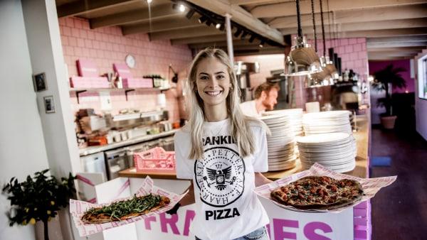 Madanmeldelse af Frankies Pizza fra stiften.dk