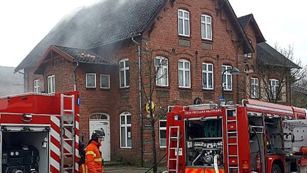 Hotelbrand er stadig ikke opklaret