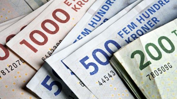 Tilbagegang: Finansselskab i Viborg ramt af tab