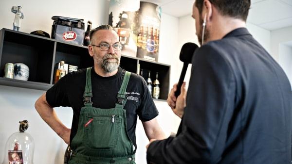 Brian har arbejdet i 19 år på Bryggeriet Vestfyen: - Jeg tror på en lysere fremtid nu