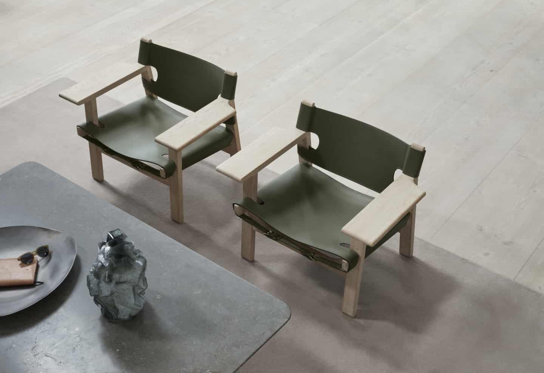 Design: Den spanske stol får en ny farve i fødselsdagsgave