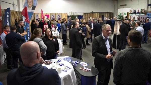 Valgfolkefest til alle fynboer: Fynske medier går sammen om 10 events fyldt med debat, underholdning og lokale lækkerier