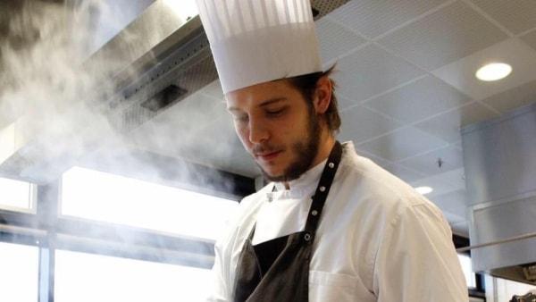 Kokkejobbet skiftes ud med fuldtidsstudie i Aarhus
