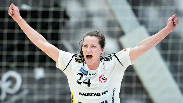Team Esbjerg sejrede i Champions League med storspillende...