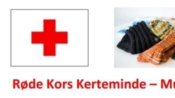 Røde Kors mangler indsamlere til Landsindsamlingen i Kerteminde...