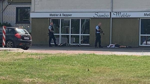 Efter skyderi i Skallebølle: Politiet har sigtet to mænd