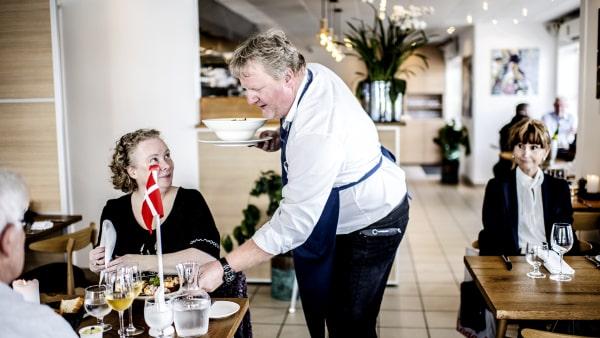 Madanmeldelse af Restaurant Seafood fra stiften.dk