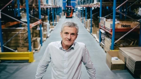 Anders Borring har solgt sin virksomhed for over 500 millioner kroner: Nu vil han hjælpe fattige kvinder og børn