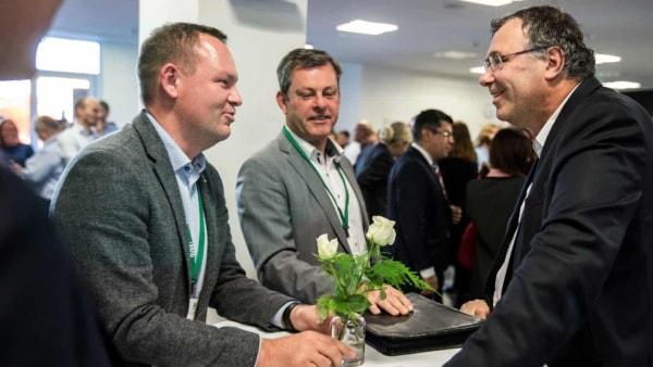 Esbjerg-borgmester glæder sig over Totals entre i dansk...