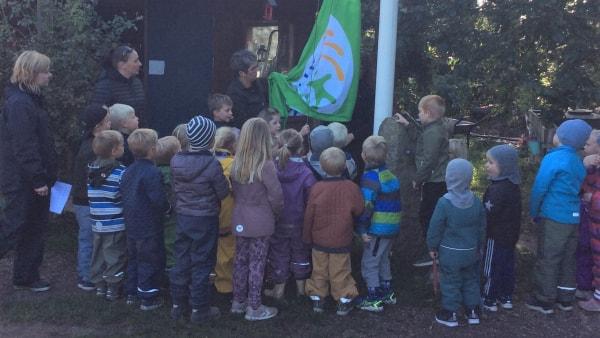 Festdag i Stentevang Børnehave og Vuggestue