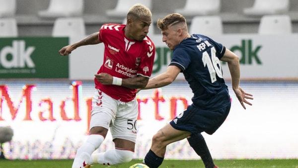 FC København: VB tog point fra FCK med overtidsscoring...