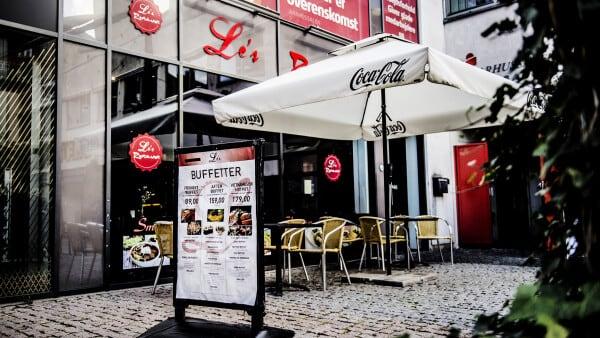 Madanmeldelse af Le's Restaurant fra stiften.dk