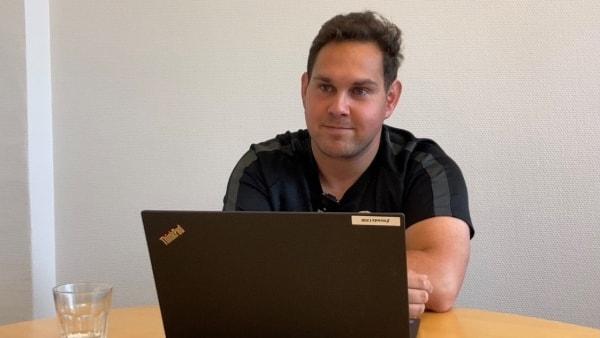 Anders troede, han skulle stemme på Venstre, men kandidattest pegede på et andet parti: - Det er stof til eftertanke