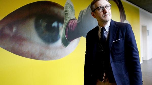 Collage-kunstner Sergei Sviatchenko udstiller i Fredericia
