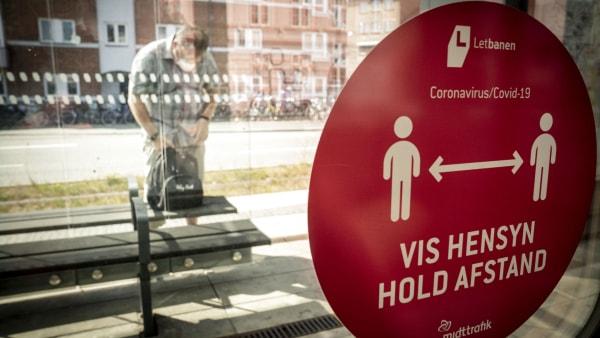 Aarhus: Ny stor stigning i antal smittede