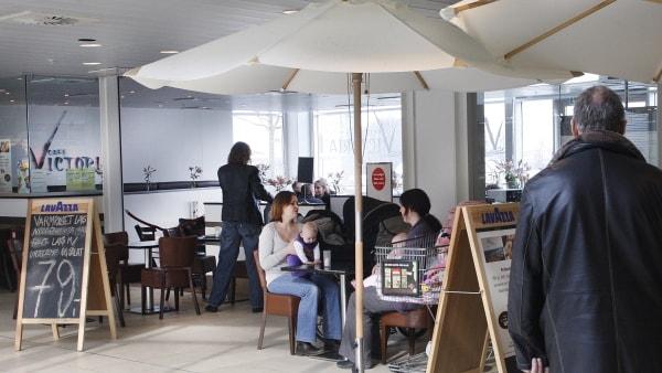 Madanmeldelse af Café Victoria fra fyens.dk