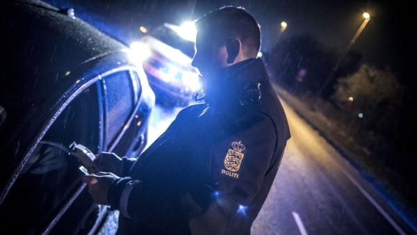 Fyns Politi sender seks bilister til blodprøve