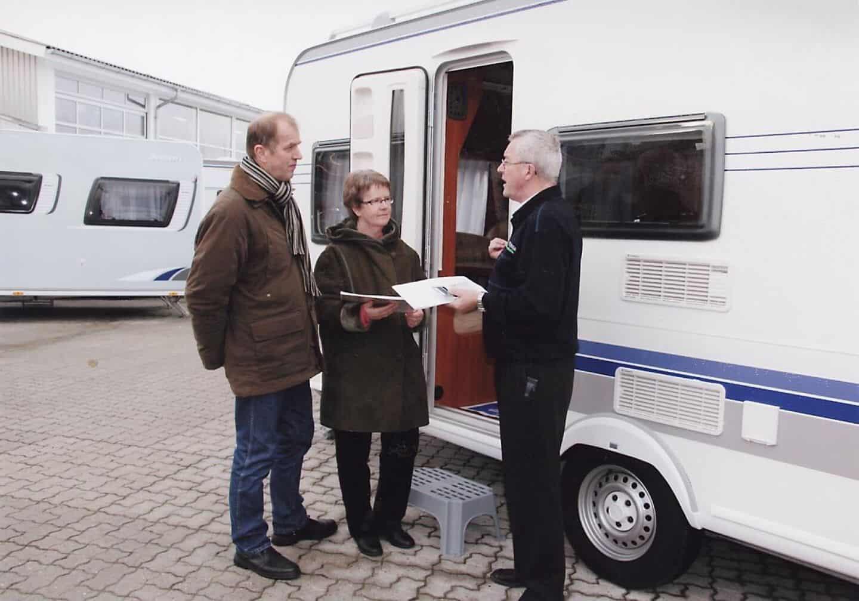 Picture of: Leasing Af Campingvogne Og Campere Kun I Sin Vorden Fyens Dk