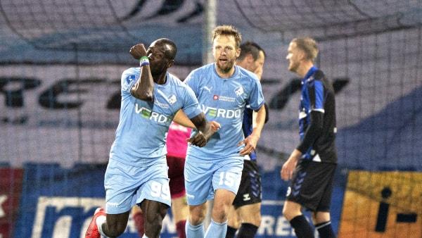 Randers FC kontrollerede mod fynboer