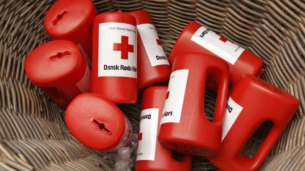 Røde Kors samler ind til corona-ramte områder