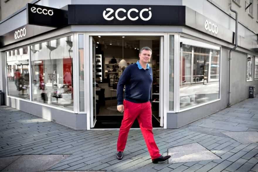 ECCO: ÅBEN hvis du vil blive i ECCO familien! | Milled