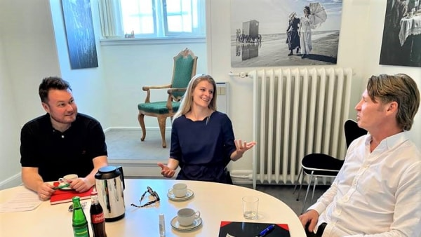 Minister vil vende næsen mod Esbjerg