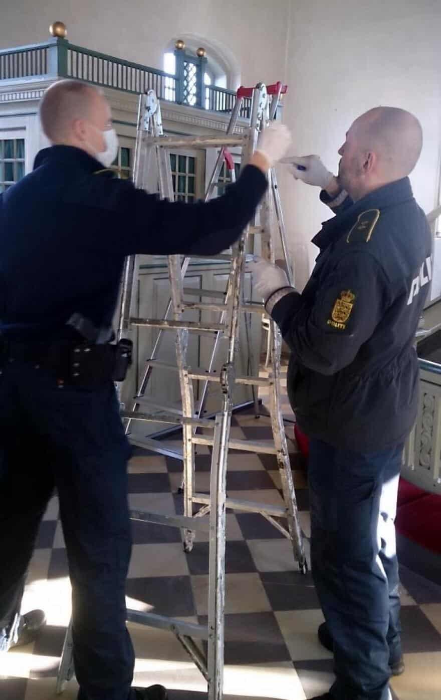 Stjal lamper for 100.000 kr. | Nordjyske.dk