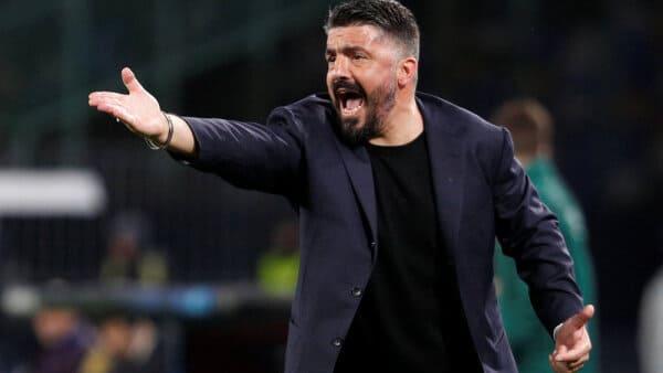 Gattuso ærgrer sig over uafgjort mod ufarlige Barcelona