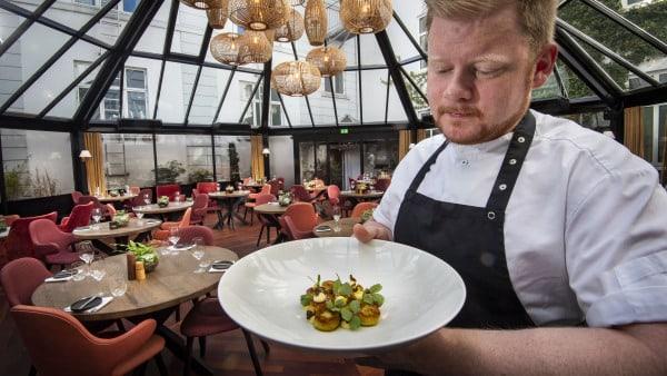 Madanmeldelse af Restaurant ATRIUM fra stiften.dk