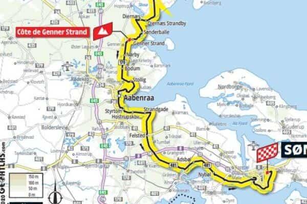 Borgmester Om Tour De France Vi Far Mange Kilometer Jv Dk