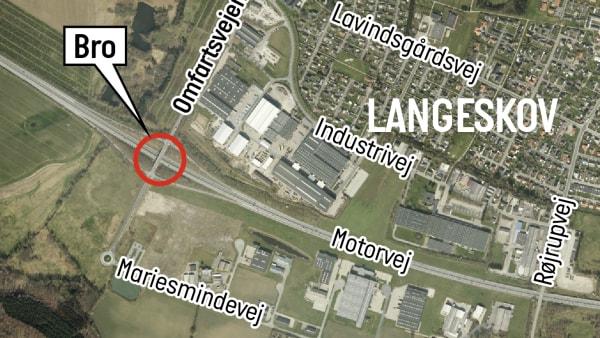 Langeskov: Udsigt til forsinkelser på Omfatsvejen