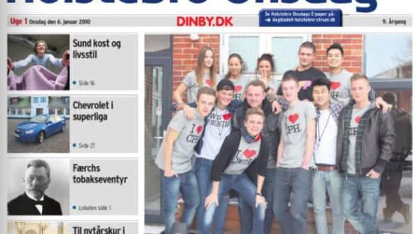 dagbladet holstebro onsdag