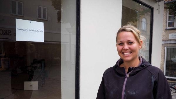 Krøyers Brudekjoler åbner i Faaborg: - Vi har en vare, folk gerne kører langt efter