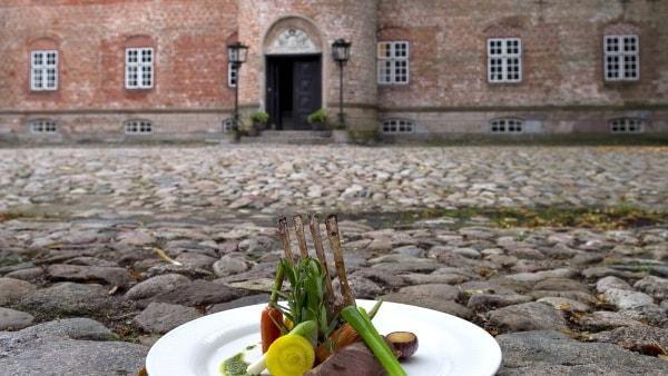 Madanmeldelse af Broholm Slot fra fyens.dk