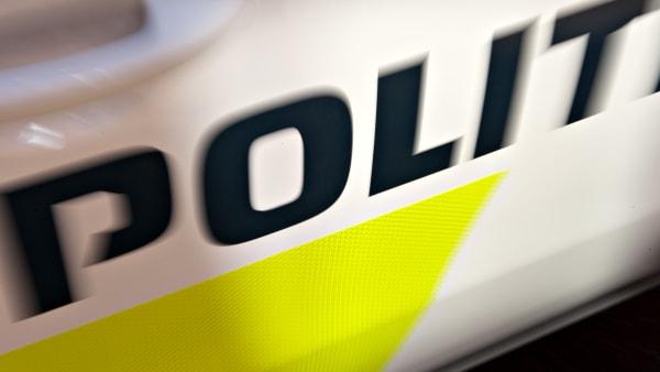 Projektor, støvsuger og en varebil stjålet