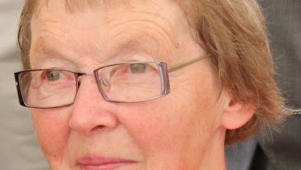 Dødsfald: Gunhild nåede at miste både datter og mand. Hun var lærer, landmandskone og et kreativt menneske, der lagde mange kræfter i Hørvævsmuseet.