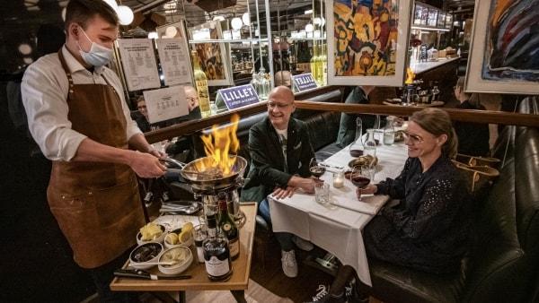 Madanmeldelse af Café Casablanca fra stiften.dk