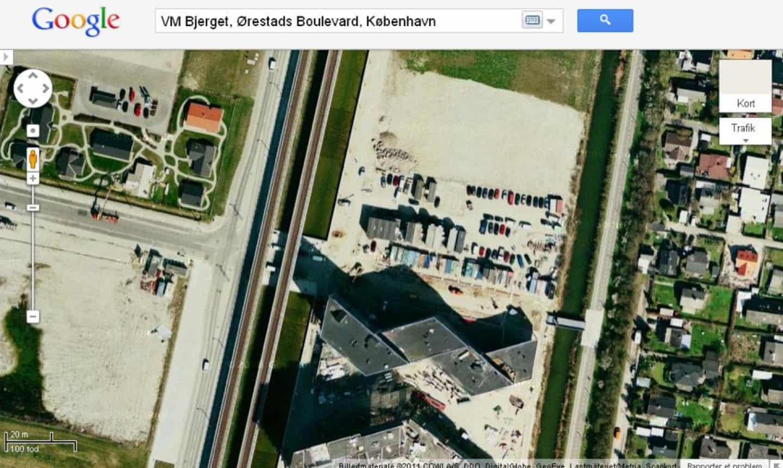 Luftfotos Pa Internettet Snyder Ofte Se Esbjerg Havn Og Andre