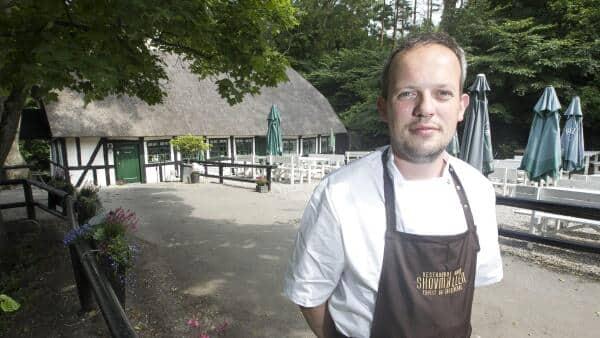 Madanmeldelse af Restaurant Skovmøllen fra stiften.dk