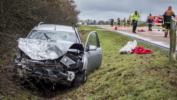 4eb4a256d Fuld dødsbilist uden kørekort kørte 137 km/t på landevej ...