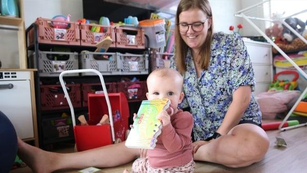 Efter måneder med utrøstelig datter opgav Maja at få hjælp i Danmark: - Det føltes ulovligt at tage til udlandet