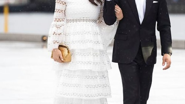 Prins Carl Phillip og prinsesse Sofia har fået...