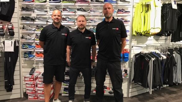 0d7dbec28a1 Sportsbutik med i ny kæde | folkebladetlemvig.dk