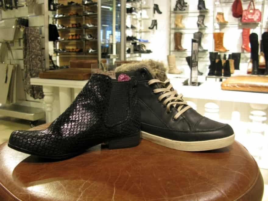 Shop knæhøje støvler fra BIANCO KVINDER   Se mere på